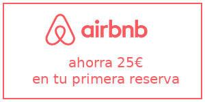 Airbnb - Ahorra 25 euros en tu primera reserva