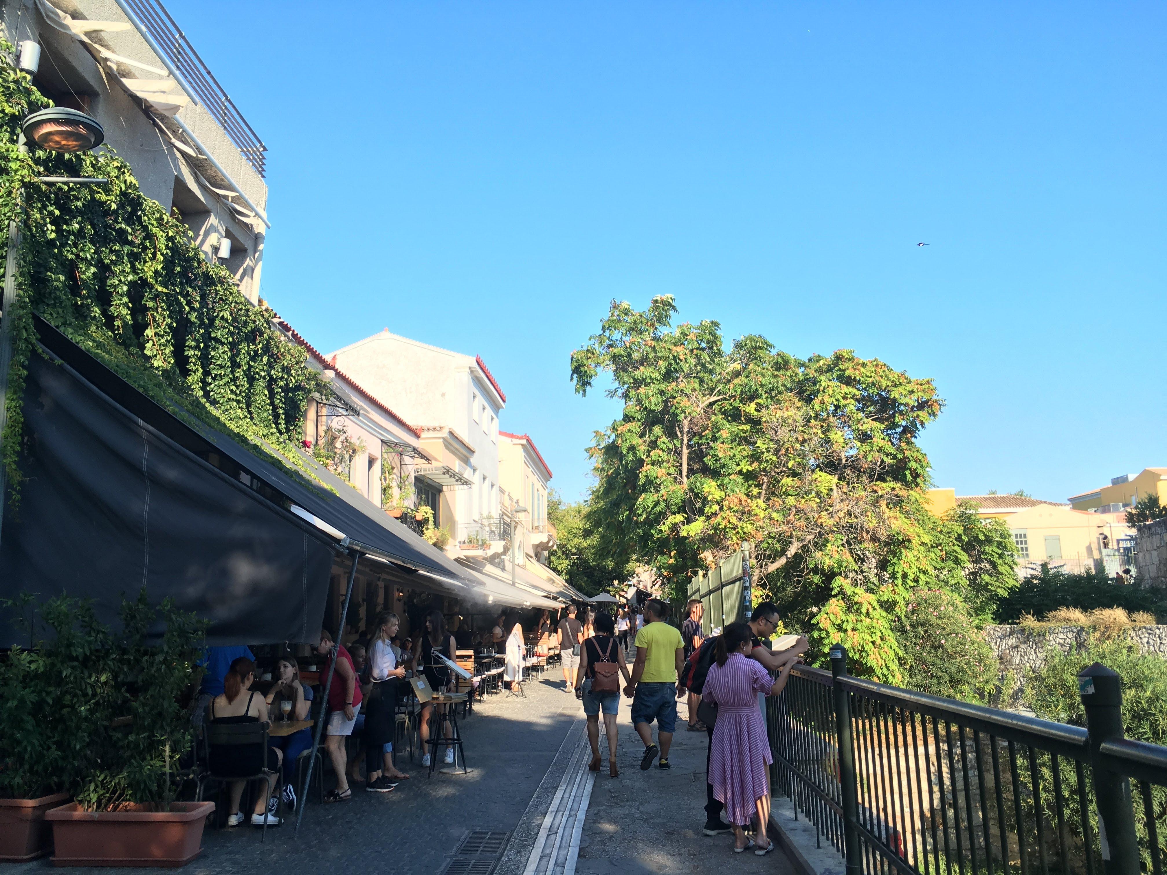 Barrio de Monastiraki